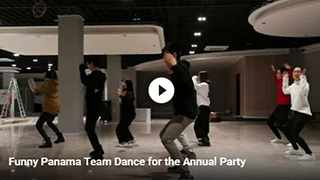 See how the team membersput on performances with the popular song PANAMA