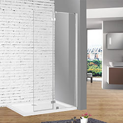 SALLY AAH30P2 Bathroom Panel with Hinge Door Reversible Design Left or Right