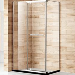 SALLY A07F3 Durable Simple Design Pivot Hinge Shower Enclosure Door