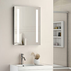 SALLY TBM002 LED Bathroom Mirror Light Demister Sensor Touch