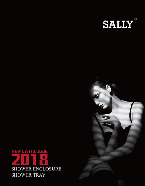 2018 New Catalogue for SALLY Bathroom products