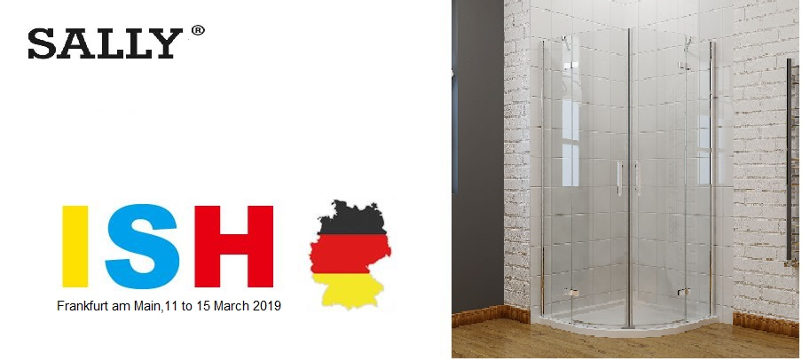 ISHFrankfurt2019|Get the bathroom goods from our local showrooms with The Next-Day Shipping service