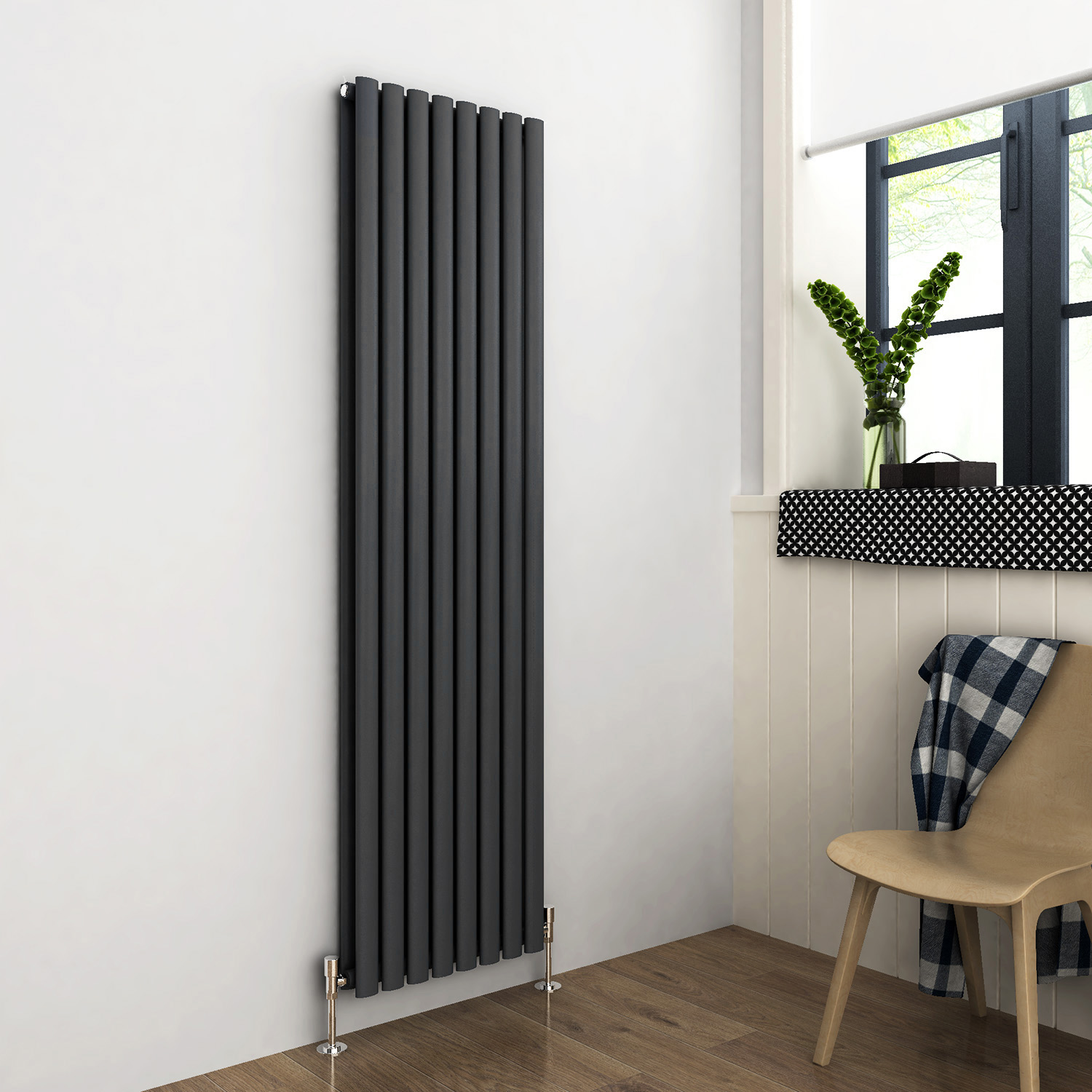 SALLY R7-48AD Decorative Radiator