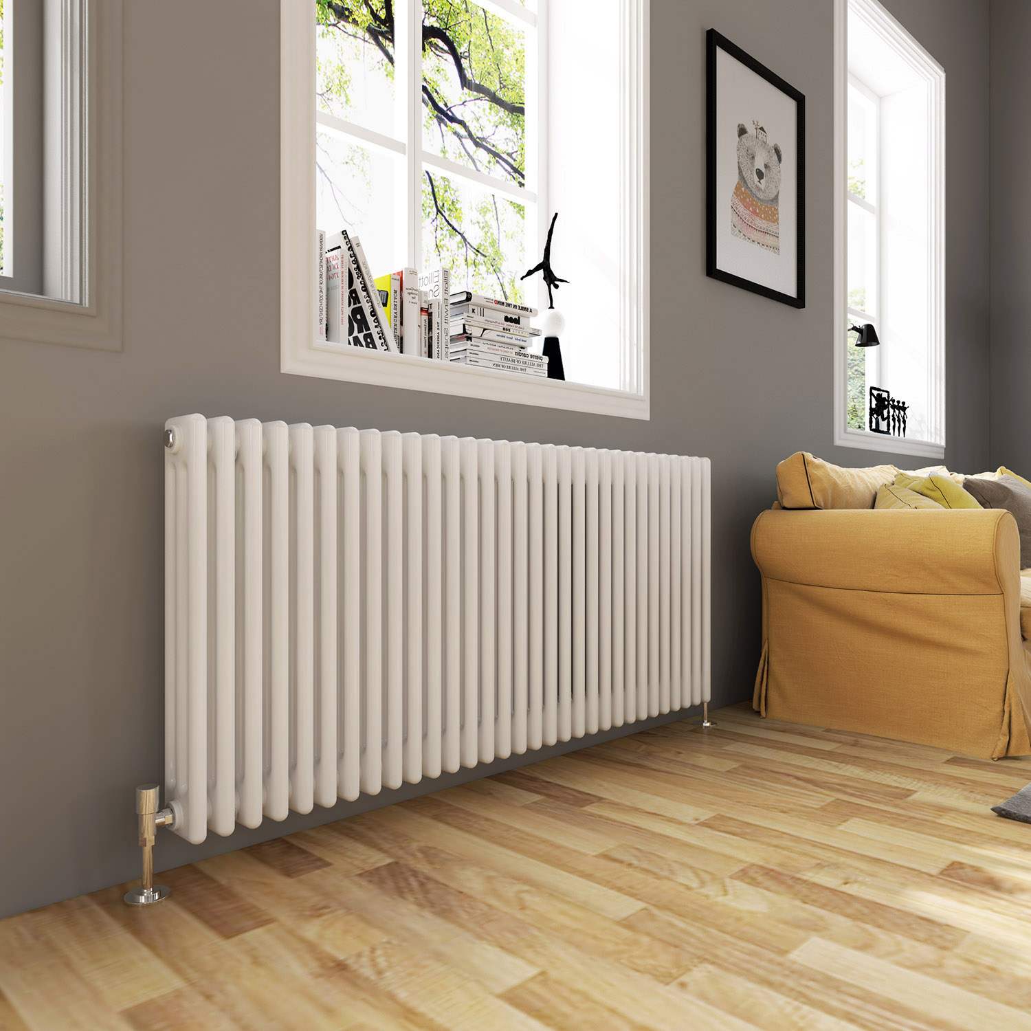 SALLY R11-6014W Decorative Radiator